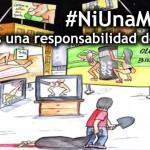 #NiUnaMenos es una responsabilidad de todos