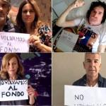 Artistas comprometidos y un video contra el arreglo con los Fondos Buitre