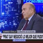 Cavallo elogia las políticas de Macri y el Acuerdo Buitre