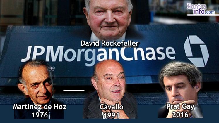 Rockefeller-PratGay-Cavallo-MartinezdeHoz-JPMorgan