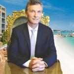 Macri será denunciado por enriquecimiento ilícito: 18 millones en Bahamas y duplicó su patrimonio