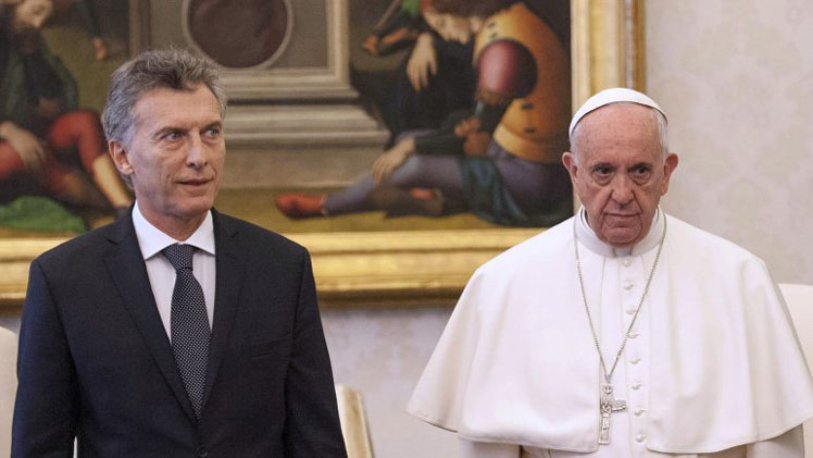 PapaFrancisco-Macri