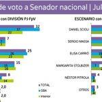 Encuesta: si Cristina es candidata gana la elección 2017 en Prov. de Bs. As.
