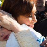 """Cristina en Ensenada: """"Que el odio y la violencia de los demás no nos contagie"""". Discursos completos"""