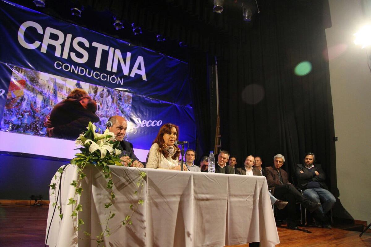 CristinaKirchnerEnsenada