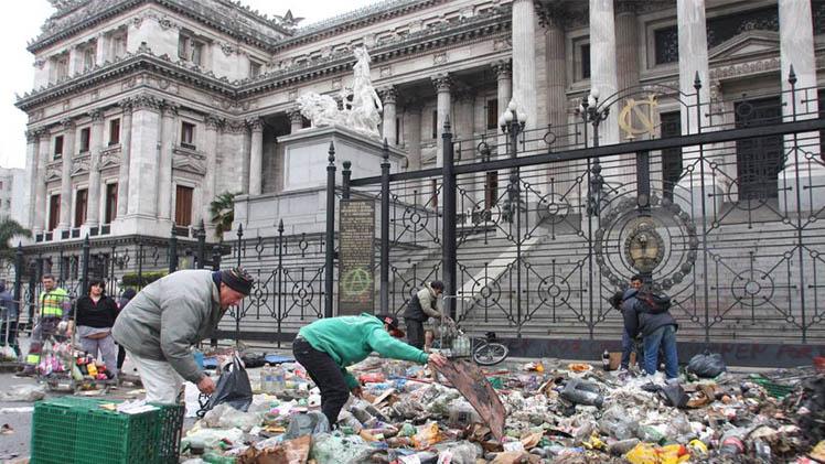 HambreenArgentina-Macri-CongresoNacional