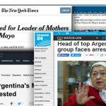 Vergüenza internacional de la justicia argentina: ordenan detener a Hebe de Bonafini