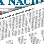 """El ataque a Rafecas y el objetivo oligárquico: """"aplastar por completo toda referencia hacia la política peronista"""""""