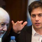 """Kicillof: """"Bonadio está en una encerrona: pretende juzgar penalmente las decisiones de política económica""""."""