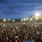 """Discurso de Raúl Castro en el homenaje a Fidel: """"Sí se puede construir el Socialismo"""""""