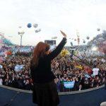 """Cristina lanzará """"Unidad Ciudadana"""" en Avellaneda el 20/06 con """"15 Propuestas para volver a tener futuro"""""""