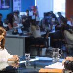 (Video y texto) Cristina respondió una por una todas las acusaciones y paseó a Luis Novaresio