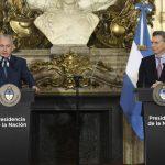 """Macri firmó con el genocida Netanyahu convenios para """"seguridad interior"""": represión"""