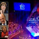 (VIDEO) La Masonería celebró sus 300 años en Londres. Conocé a los políticos argentinos que participan de reuniones masónicas