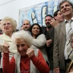 Enorme felicidad: Abuelas anunciaron que encontraron a la Nieta 126!