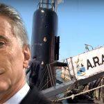 Macri cajoneó un plan de Cristina y Rossi para modernizar la Armada con Invap