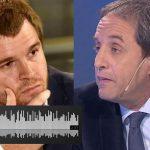 (AUDIO) Nicolás Massot desaforado celebró el ilegítimo pedido de detención a CFK y hasta Tenembaum le tuvo que parar el carro