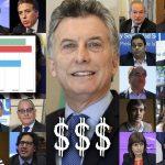 Juan Amorín reveló cómo Macri y sus funcionarios se enriquecieron escandalosamente a costa del Estado en dos años de gobierno