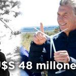 """Crece el escándalo: ¿Macri se hizo de U$S 48 millones con los parques eólicos usando una """"licitación pública simulada""""?"""