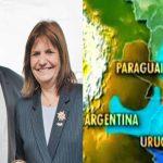 Grave: Bullrich acordó instalar base militar de EEUU en Posadas, Misiones. El control sobre el Acuífero Guaraní y la estratégica Triple Frontera