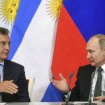 Confirmado: tras el encuentro de Macri con Putin, Rusia se retira de la búsqueda del submarino ARA San Juan