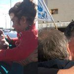 """Zannini y D'Elía tras su liberación: """"el verdadero objetivo es Cristina Kirchner"""""""