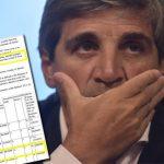 Caputo no solo hizo un papelón huyendo: mintió a los legisladores sobre su offshore Noctua. El documento que lo prueba