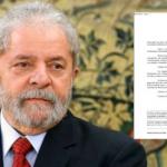 URGENTE: El el juez Sérgio Moro ordenó prisión inmediata a Lula