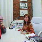 """Atilio Borón con Cristina Kirchner: """"Es la única que puede expresar la crítica más profunda a las políticas del FMI y del neoliberalismo"""""""
