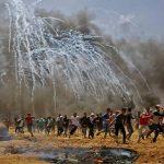 Israel masacra al menos 52 palestinos y deja 2400 heridos en protestas