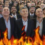 Macri desplomó la economía: dólar $24, tasas 33%, Lebacs 38%. Oligarquía sojera retiene U$S 5000 millones esperando más devaluación