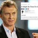 """En EEUU ya piden a los capitales """"salir de la Argentina"""", así lo reflejó Forbes"""