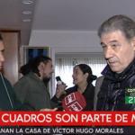 Allanan la casa de Víctor Hugo Morales, a pocos días de volver a C5N con su crítica columna contra el gobierno macrista