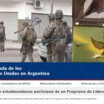 La embajada de EEUU intentó quitar importancia a la presencia de marines en Argentina. La mentira de Patricia Bullrich. ¿Qué ocultan?