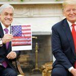 Destruir el Estado-Nación: de Piñera con la bandera yanqui a Macri entregando la economía al FMI